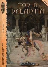 Cover »Tod in Valantia«