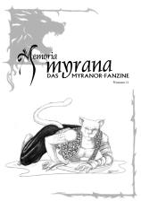 Cover Memoria Myrana 11