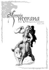 Cover Memoria Myrana 14