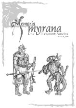 Cover Memoria Myrana 19