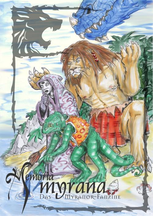 Cover Memoria Myrana 23