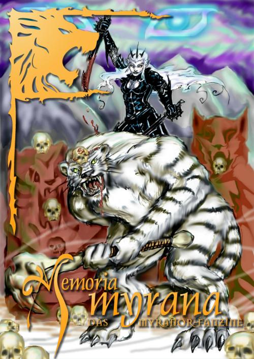 Cover Memoria Myrana 27