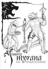 Cover Memoria Myrana 32
