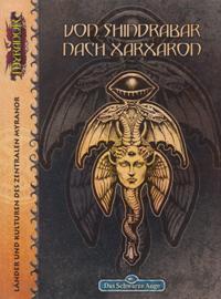 Cover des Heftes »Von Shindrabar nach Xarxaron«