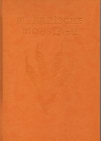 Rückseite »Myranische Monstren«
