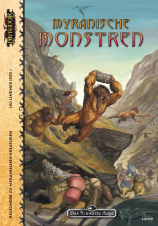 Cover »Myranische Monstren«