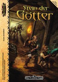Cover »Stein der Götter«