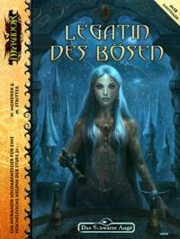 Cover »Legatin des Bösen«