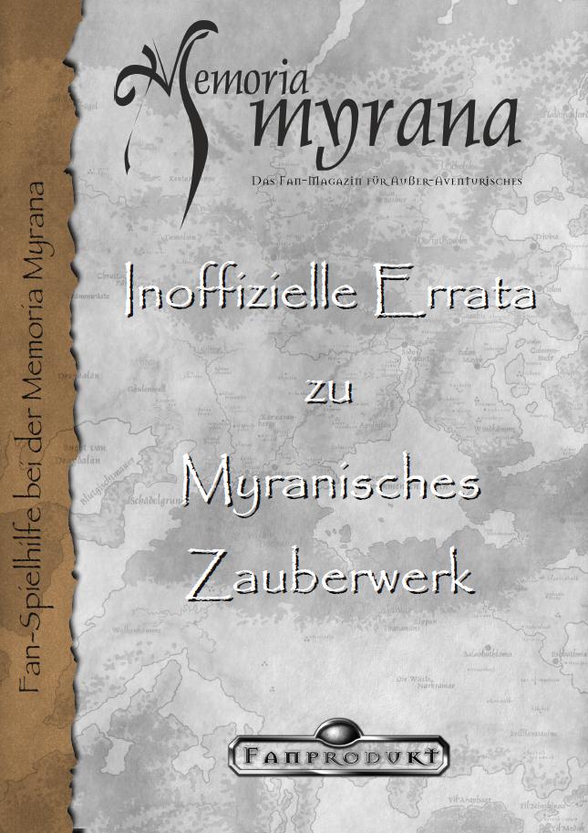 Errata MyZa