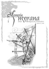Cover Memoria Myrana 16