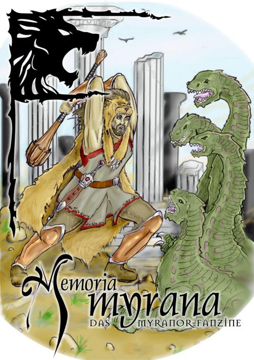Cover Memoria Myrana 28