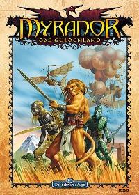 Cover der Box »Myranor - Das Güldenland«