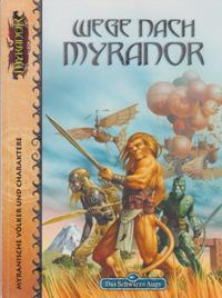 Cover des Heftes »Wege nach Myranor«