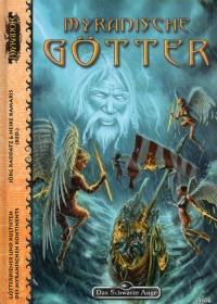 Cover »Myranische Götter«