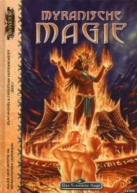 Cover »Myranische Magie«