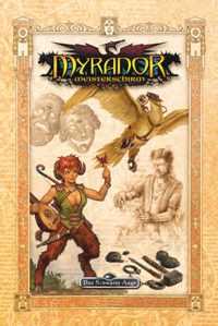 Cover »Myranor Meisterschirm«