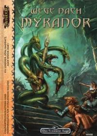 Cover »Wege nach Myranor«