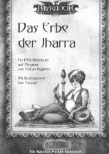 Cover von »Erde der Jharra«