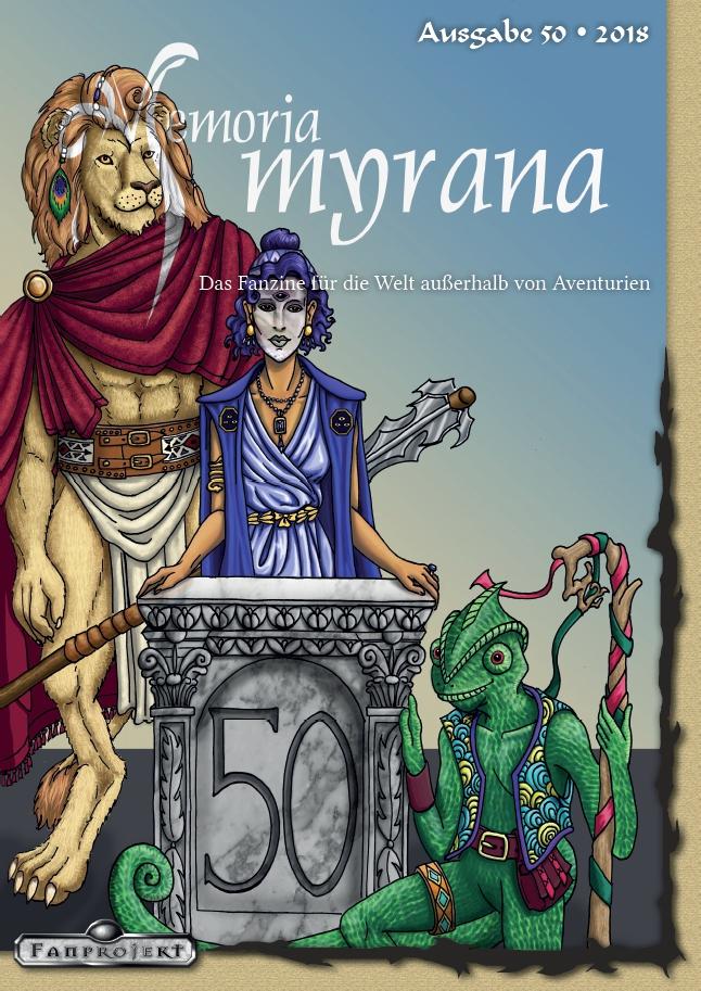 Cover Ausgabe 50