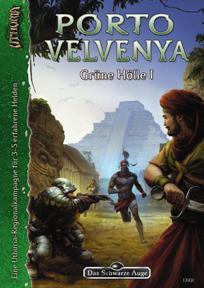 Cover »Porto Velvenya«