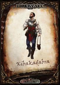 Cover »Kibakadabra«