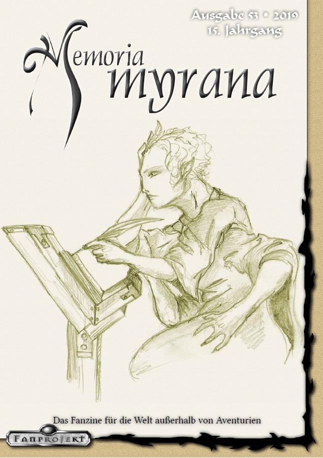 Cover Memoria Myrana 53