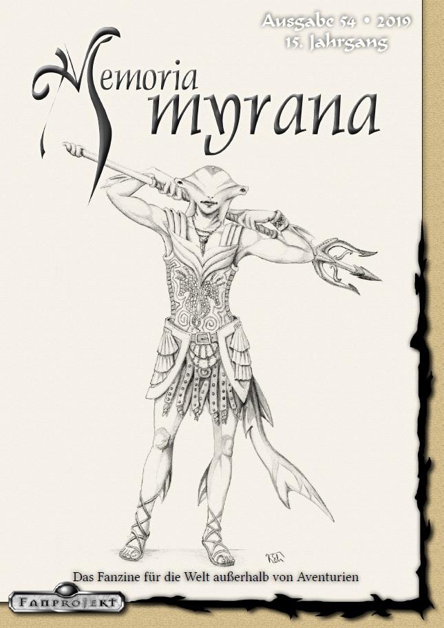 Cover Memoria Myrana 54