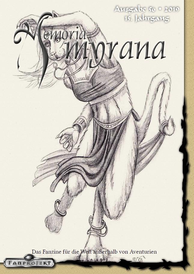 Cover Memoria Myrana 56