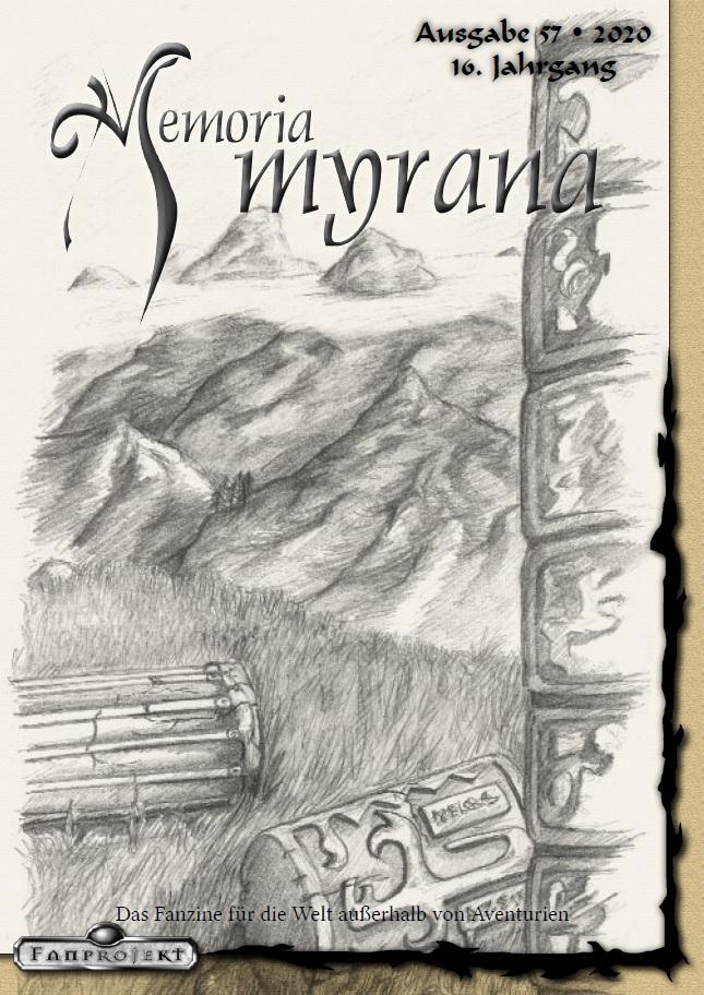 Cover Memoria Myrana 57