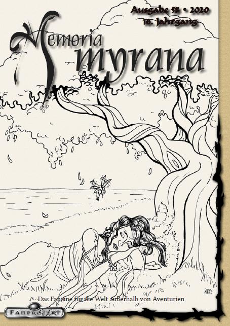 Cover Memoria Myrana 58