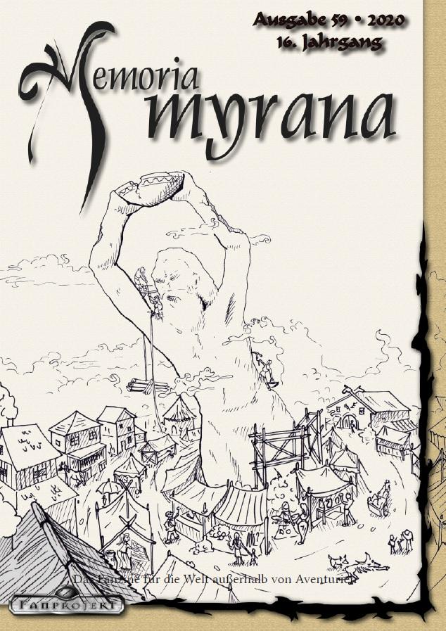 Cover Memoria Myrana 59