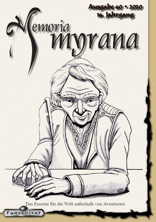 Cover Memoria Myrana 60