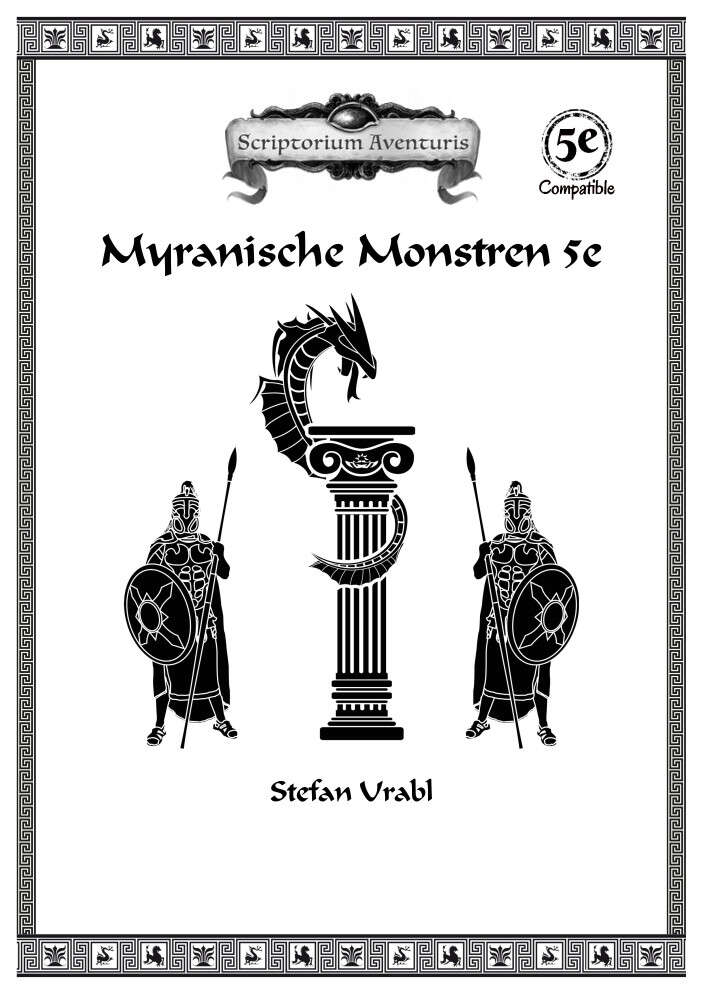 Myranische Monstren 5e