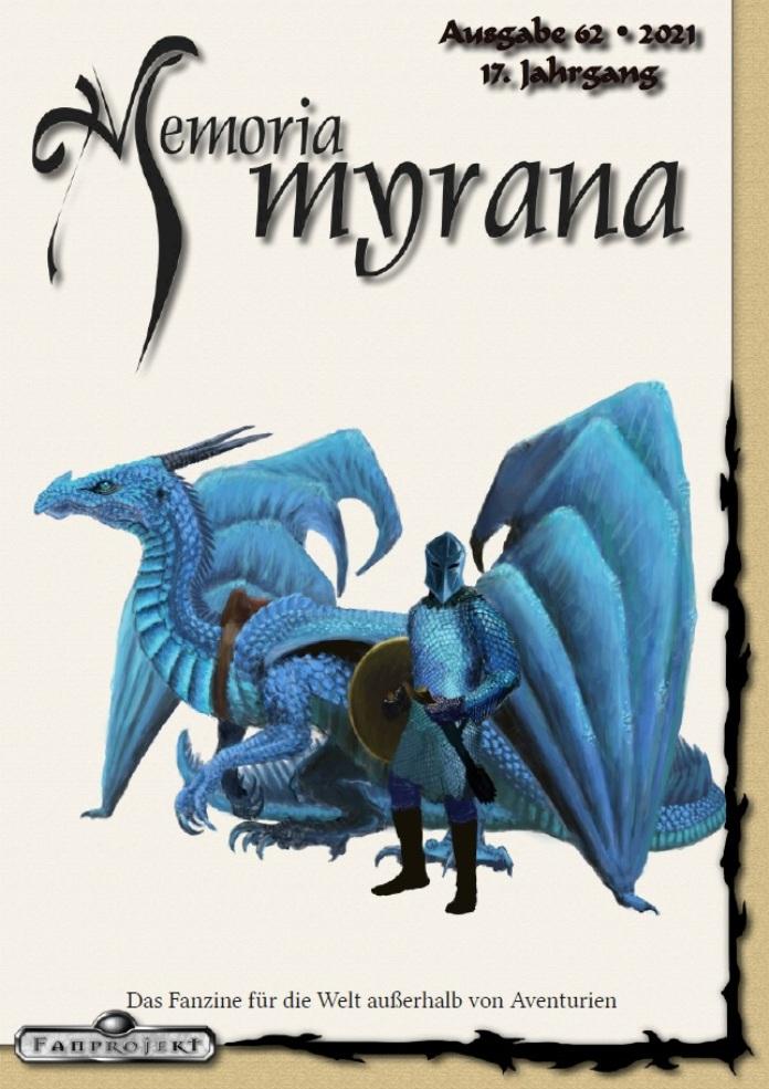 Cover Memoria Myrana 62